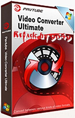 Pavtube Video Converter Ultimate 4.9.3.0 RePack & Portable by 9649