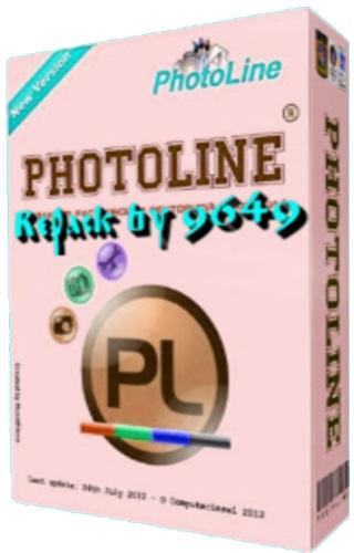 PhotoLine 22.00 RePack & Portable by 9649