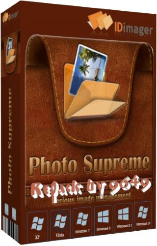 IdImager Photo Supreme 4.3.1.1793 RePack & Portable by 9649