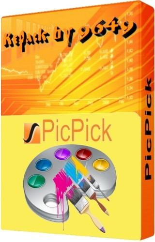 PicPick 5.0.6 RePack & Portable by 9649