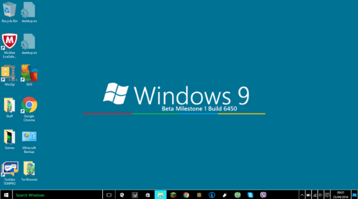 Почему не вышла Windows 9?
