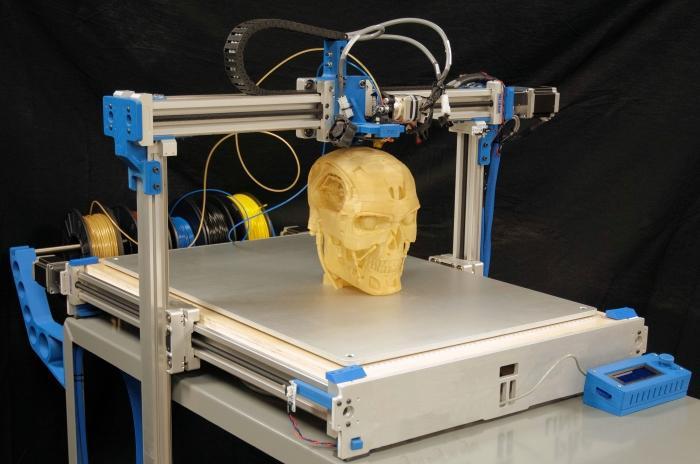 Принтеры 3D – прошлое, настоящее и будущее