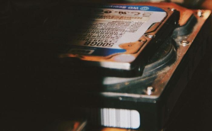 Проверка скорости жесткого диска