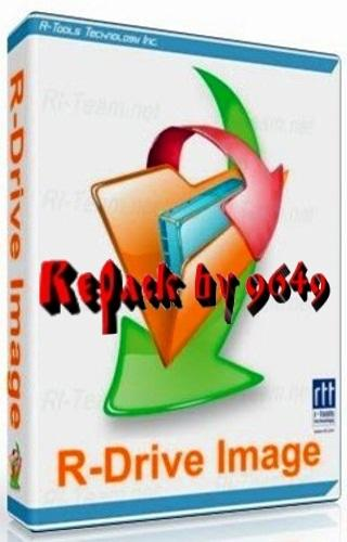 R-Drive Image 6.2.6207 RePack & Portable by 9649