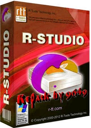 R-Studio 8.11.175357 Repack & Portable by 9649