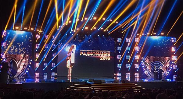 «Радиомания-2018». В Москве состоялась церемония вручения национальной премии. Итоги - Новости радио OnAir.ru