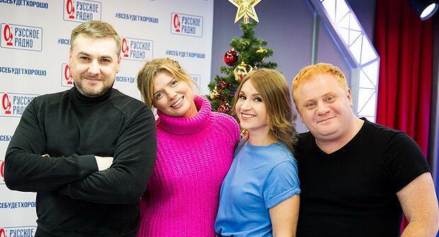 Настя Задорожная в гостях у «Русских Перцев» - Новости радио OnAir.ru