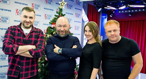 Тимур Бекмамбетов заглянул в гости к «Русским Перцам» - Новости радио OnAir.ru