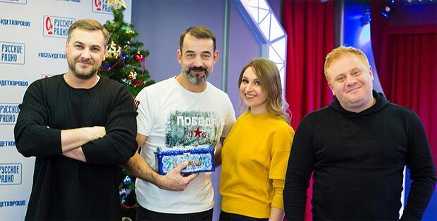 Дмитрий Певцов в гостях у «Русских Перцев» - Новости радио OnAir.ru