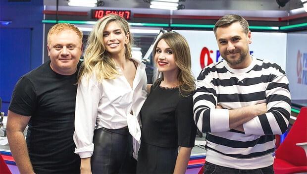 Вера Брежнева стала гостьей утреннего шоу «Русские Перцы» - Новости радио OnAir.ru