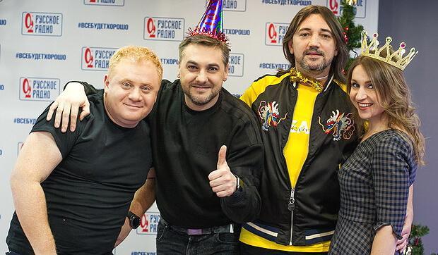 Николай Тимофеев стал гостем утреннего шоу «Русские Перцы» - Новости радио OnAir.ru