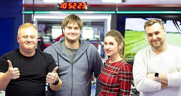 Александр Домогаров-младший стал гостем утреннего шоу «Русские Перцы» - Новости радио OnAir.ru