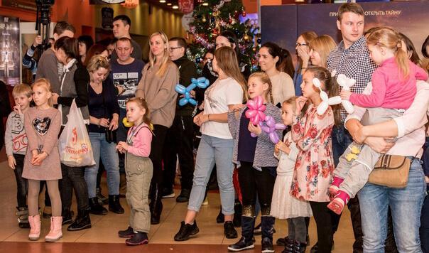 Радиостанция «Радио ОК» подарила новогоднюю сказку своим друзьям - Новости радио OnAir.ru