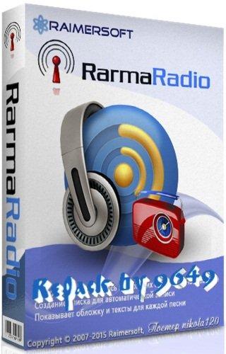 RarmaRadio 2.72.8 RePack & Portable by 9649