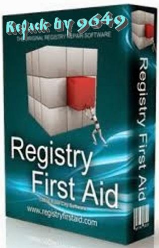 Registry First Aid Platinum 11.3 RePack & Portable by 9649