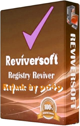 Registry Reviver 4.22.1.6 RePack & Portable by 9649