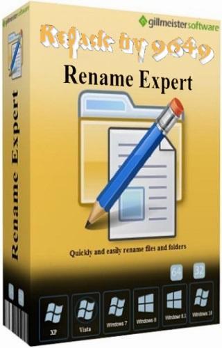 Rename Expert 5.18.3 RePack & Portable by 9649