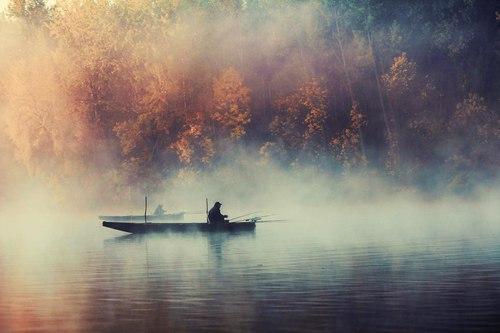 Рыбалка как вид удовольствия