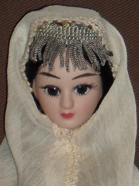 Куклы в Костюмах Народов Мира Спец.выпуск №3 - Кукла в турецком свадебном костюме