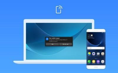 Samsung Galaxy поддерживает разблокировку любого ПК с Windows 10