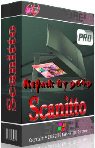 Scanitto Pro 3.19 RePack & Portable by 9649