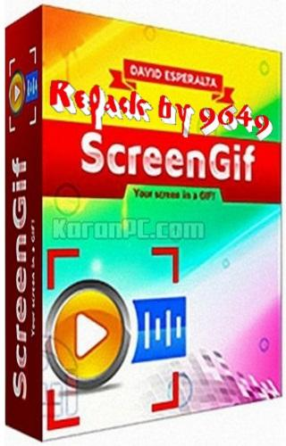 Screen Gif 2019.1 RePack & Portable by 9649