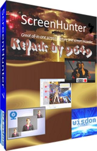 ScreenHunter 7.0.1145 RePack & Portable by 9649