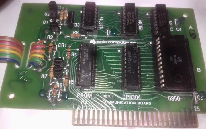 Сборка и настройка платы Apple-II SerialApple.1547461266