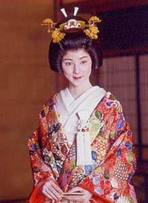 Куклы в Костюмах Народов Мира Спец.выпуск №1 - Кукла в японском свадебном костюме