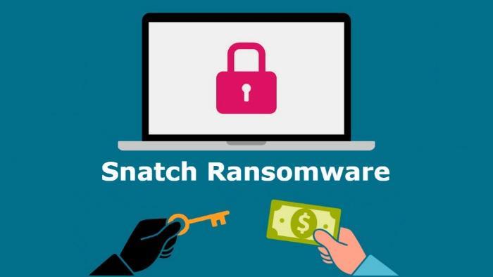 Snatch Ransomware атакует Windows в безопасном режиме