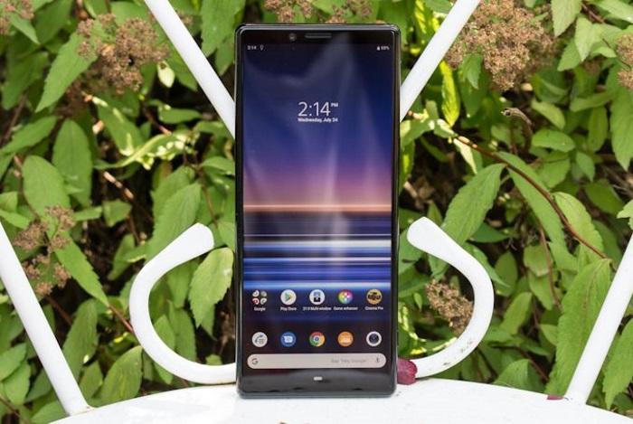 Встречайте смартфон Sony Xperia 1