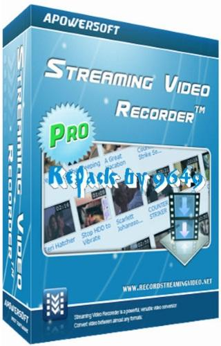 Apowersoft Streaming Video Recorder 6.4.7 RePack & Portable by 9649
