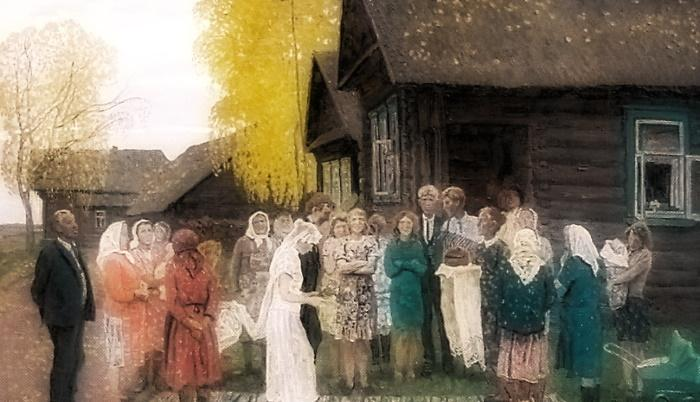 Свадьба пела и гуляла