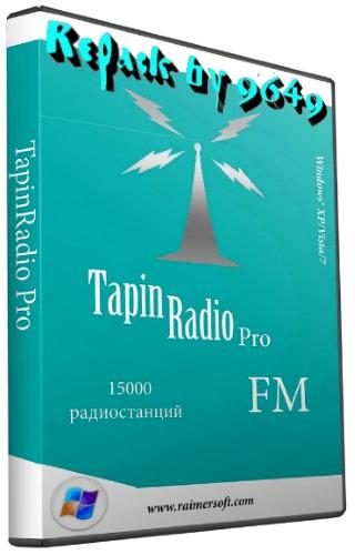 TapinRadio Pro 2.11 RePack & Portable by 9649