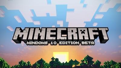 Телефоны с Windows 10 получат издание Minecraft
