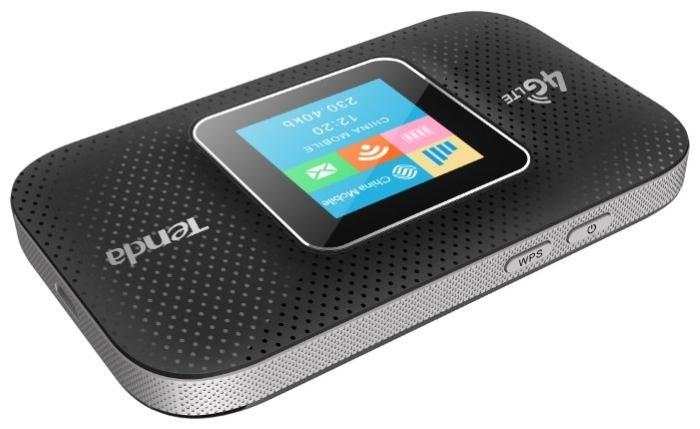 Tenda 4G185 - мобильная точка доступа Wi-Fi, удобная в управлении