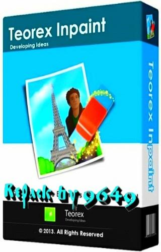 Teorex Inpaint 8.1 RePack & Portable by 9649