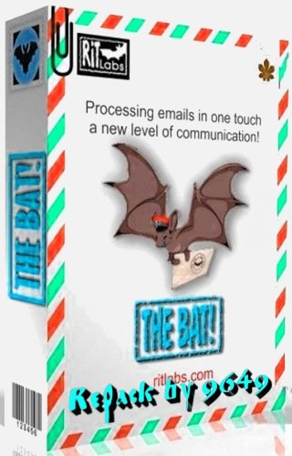 The Bat! Professional 9.3.4 RePack & Portable by 9649