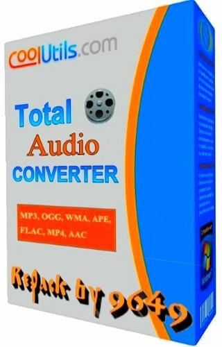CoolUtils Total Audio Converter 5.3.0.203 RePack & Portable by 9649