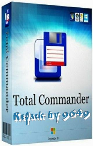 Total Commander 9.50b4  RePack & Portable by 9649