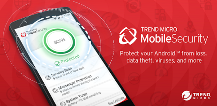 Антивирус Trend Micro Security Personal для Android