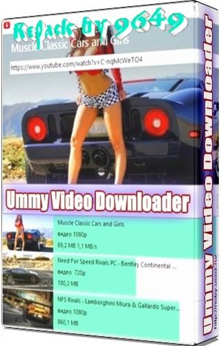 Ummy Video Downloader 1.10.6.1 RePack & Portable by 9649