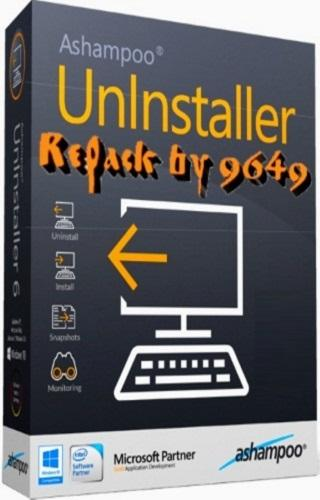 Ashampoo UnInstaller 8.00.10 RePack & Portable by 9649