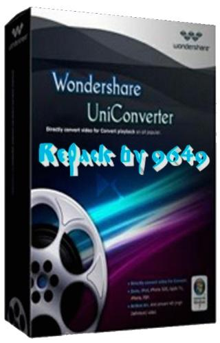 Wondershare UniConverter 11.2.1 RePack & Portable by 9649