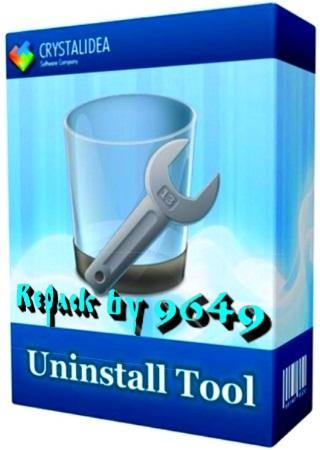 Uninstall Tool 3.5.8.5620 RePack & Portable by 9649