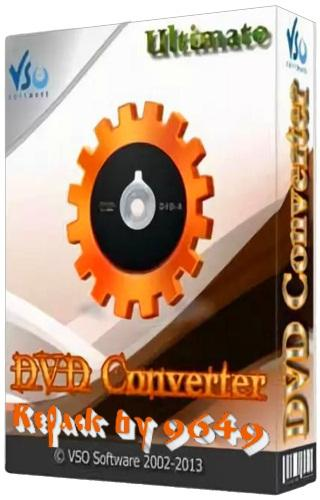 VSO DVD Converter Ultimate 4.0.0.100 RePack & Portable by 9649