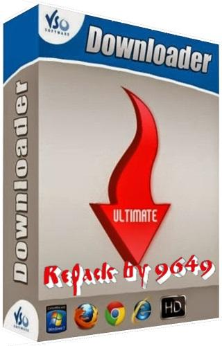 VSO Downloader Ultimate 5.0.1.62 RePack & Portable by 9649
