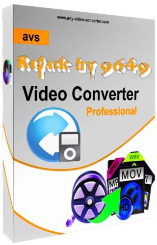 Any Video Converter Professional 6.3.3 RePack & Portable by 9649