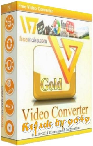 Freemake Video Converter 4.1.10.336 RePack & Portable by 9649