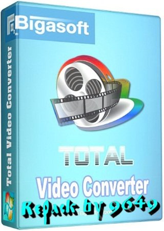 Bigasoft Total Video Converter 6.2.0.7269 RePack & Portable by 9649